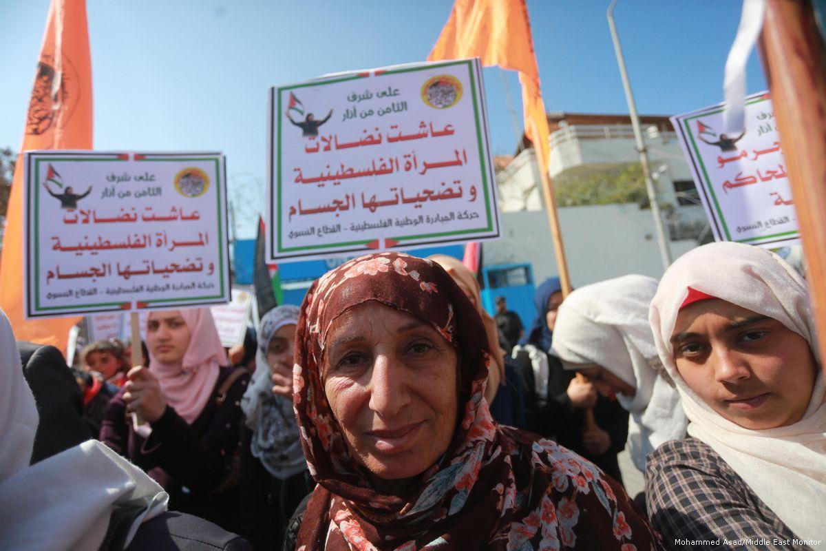 Israel Larang Perayaan Hari Perempuan Internasional Palestina di Yerusalem Timur