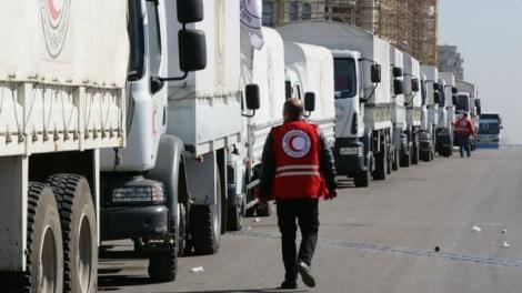 Bulan Sabit Merah Turki Kirim Bantuan ke Afrika yang Dilanda Kekeringan