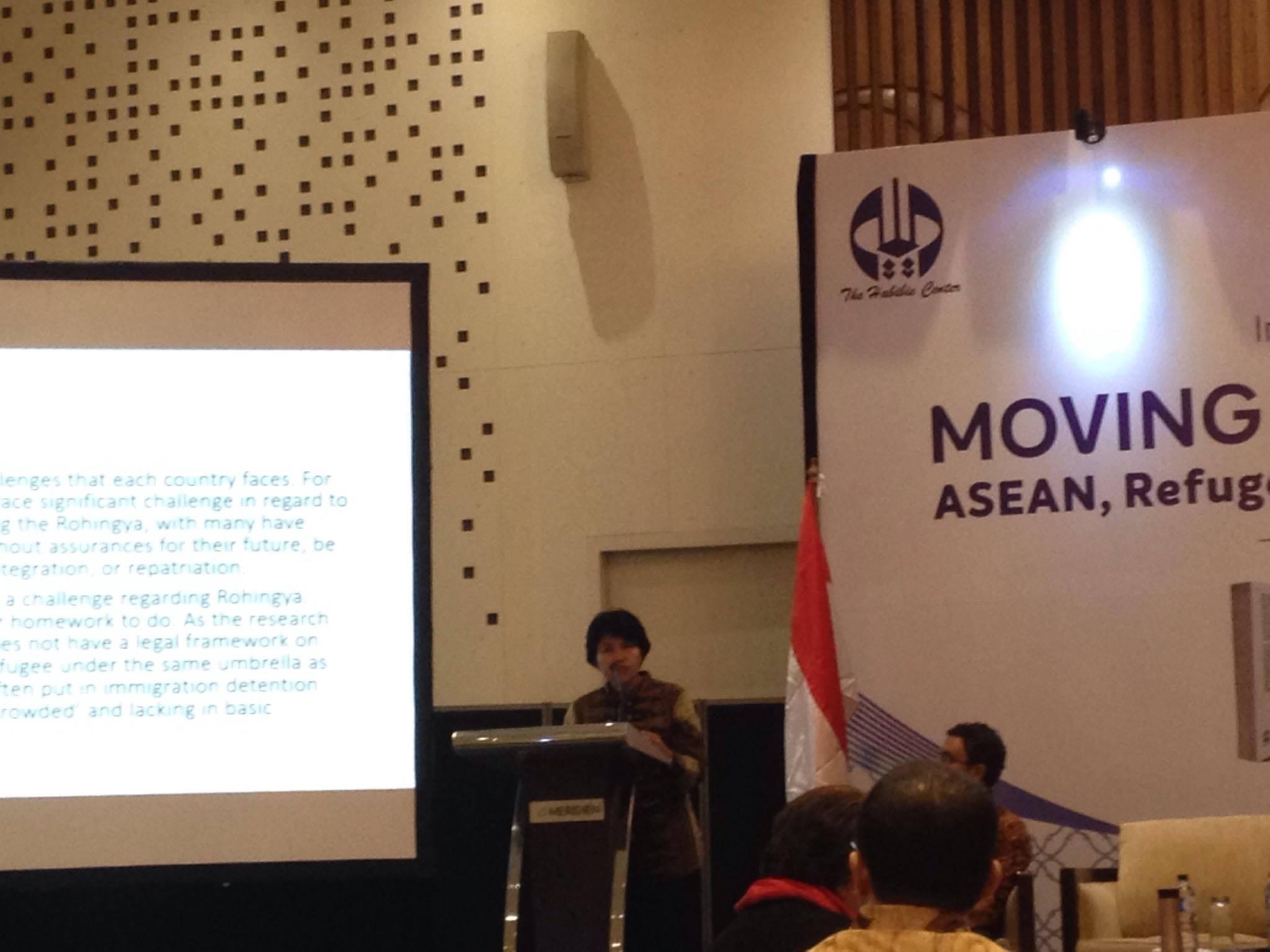 Dewi Fortuna: Tiga Instrumen HAM ASEAN Mampu Dorong Perlindungan Pengungsi di Asia Tenggara