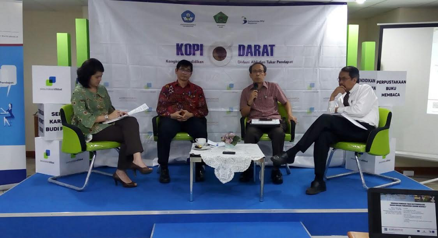 Amich : KualitasInfrastruktur Perguruan Tinggi di Indonesia Masih Rendah