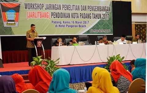 Workshop Jarlitbang Dianggap Penting Tingkatkan Mutu Pendidikan