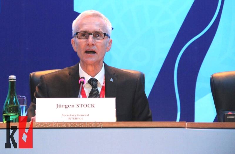 UAE Sumbangkan 718 Miliar Rupiah ke Interpol