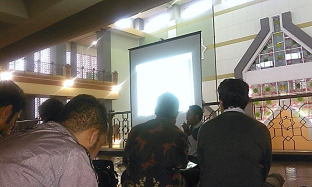 Sekolah Bahasa Arab Tidak Membayar di UPI Bandung