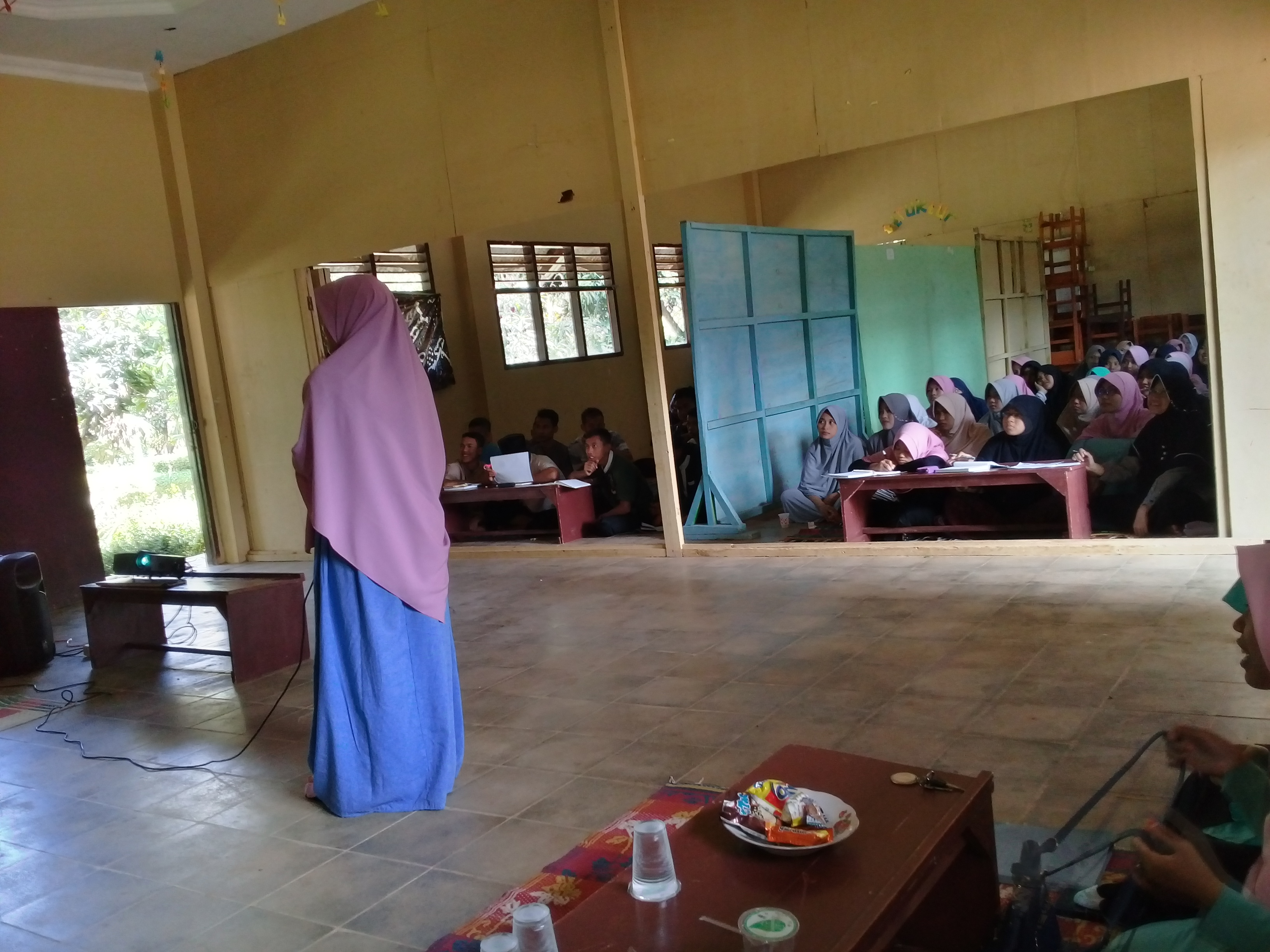 Jelang Ujian Nasional, FKMH Lampung Berikan Pembekalan