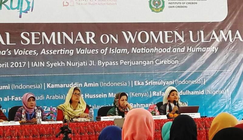 Kongres Ulama Perempuan Bahas Perkawinan Anak dan Kekerasan Seksual