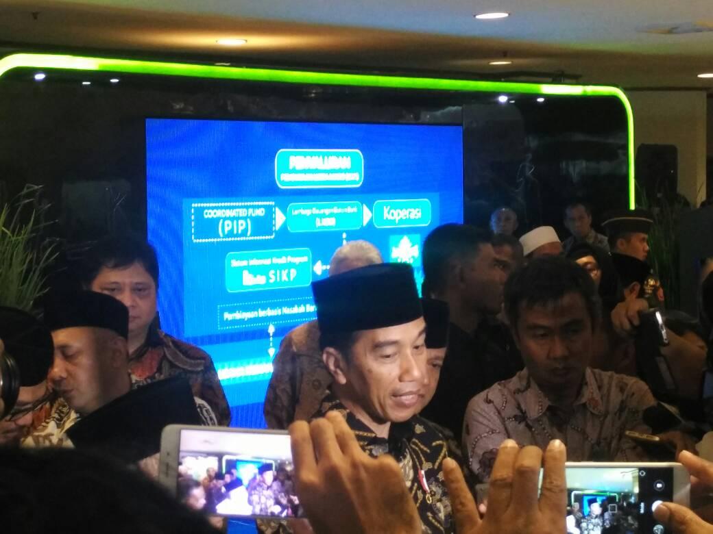 Jokowi: Pertumbuhan Ekonomi Indonesia Membaik