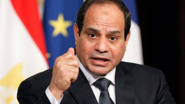 Presiden Mesir Umumkan Gencatan Senjata di Libya