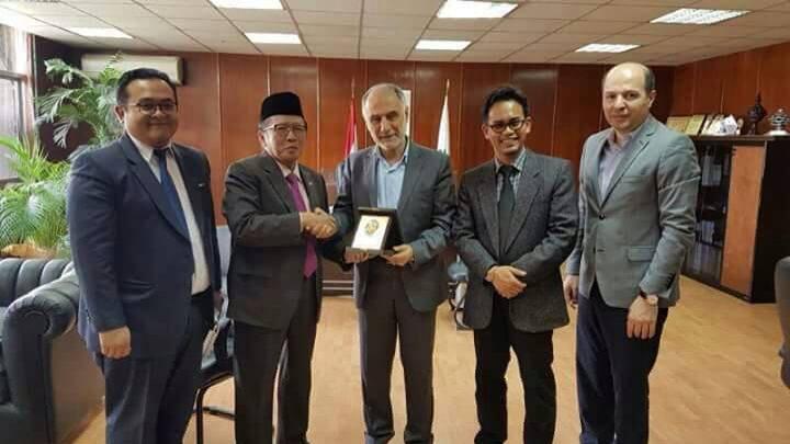 Menpora Lebanon Siap Kembangkan Kerja Sama Dengan Indonesia