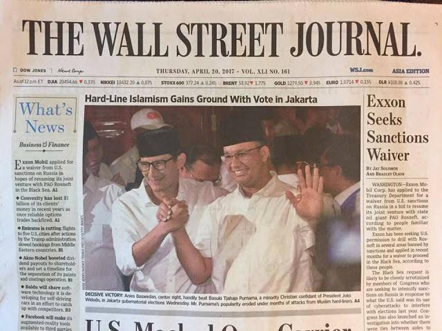 Gagal Paham Media Barat Soal Pilkada DKI Jakarta