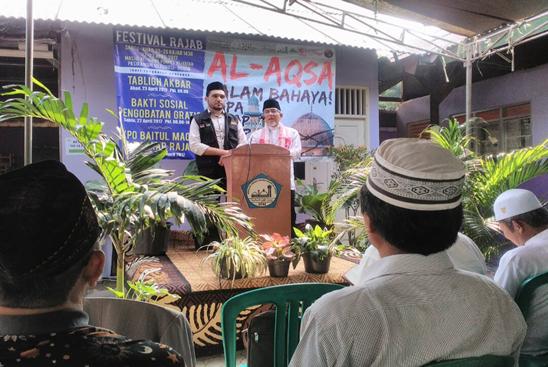 Kondisi Al-Aqsha Jadi Barometer Kesungguhan Umat Islam