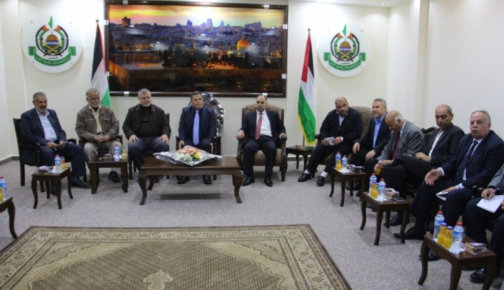 Faksi Palestina Sepakat Aktifkan Komite Komunitas Rekonsiliasi