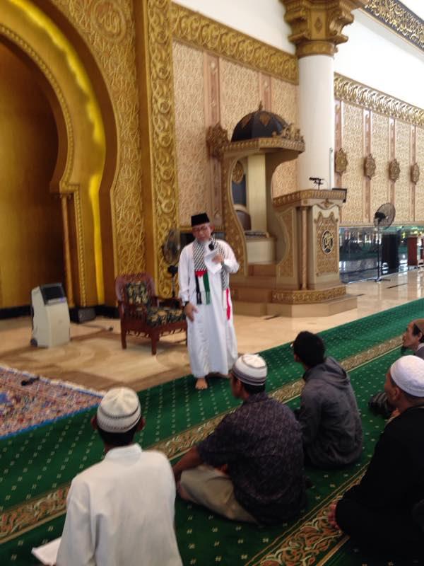 Al-Jama'ah Adalah Rahmat dan Perpecahan Adalah Adzab
