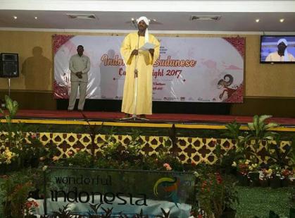 Sudan Apresiasi Acara Malam Kebudayaan Indonesia-Sudan