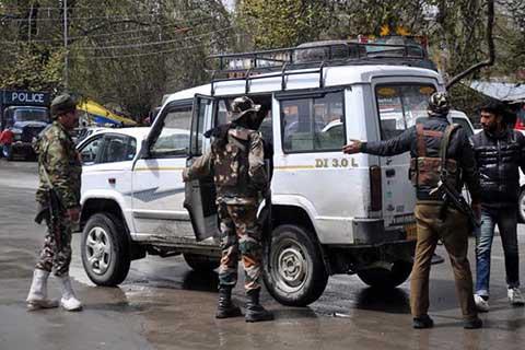 Amankan Pemilu di Srinagar, 50 Perusahaan Keamanan Tambah Personel