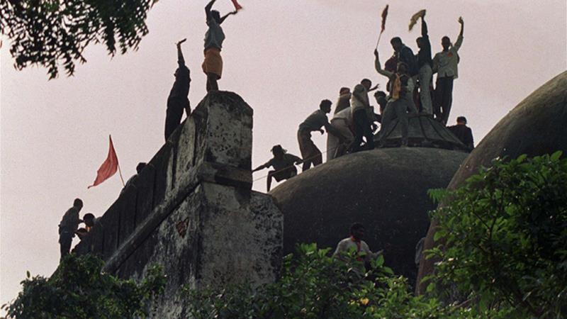 Partai Penguasa Terlibat Kasus Perobohan Masjid Bersejarah India