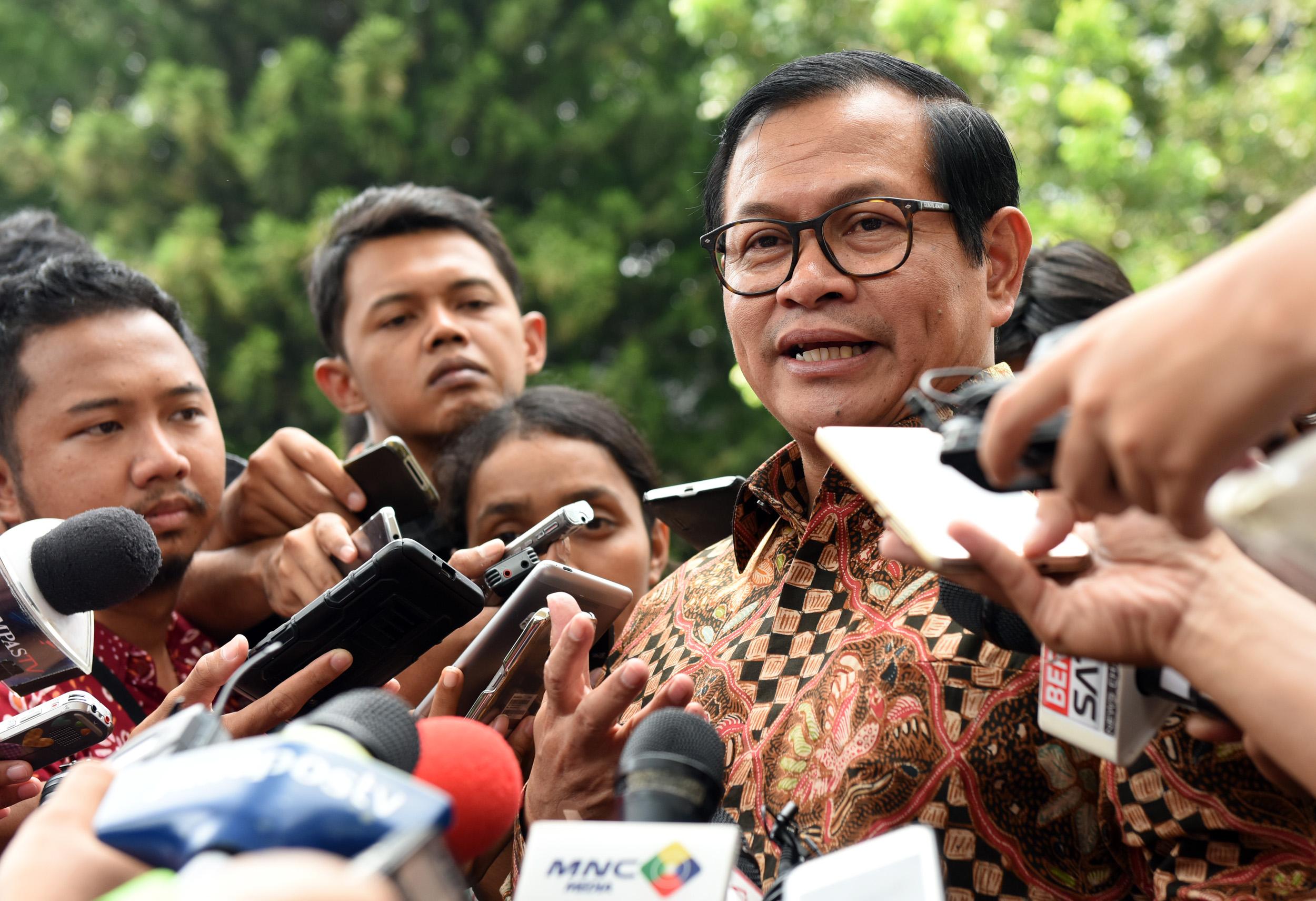 Wapres AS Akan Temui Presiden Jokowi