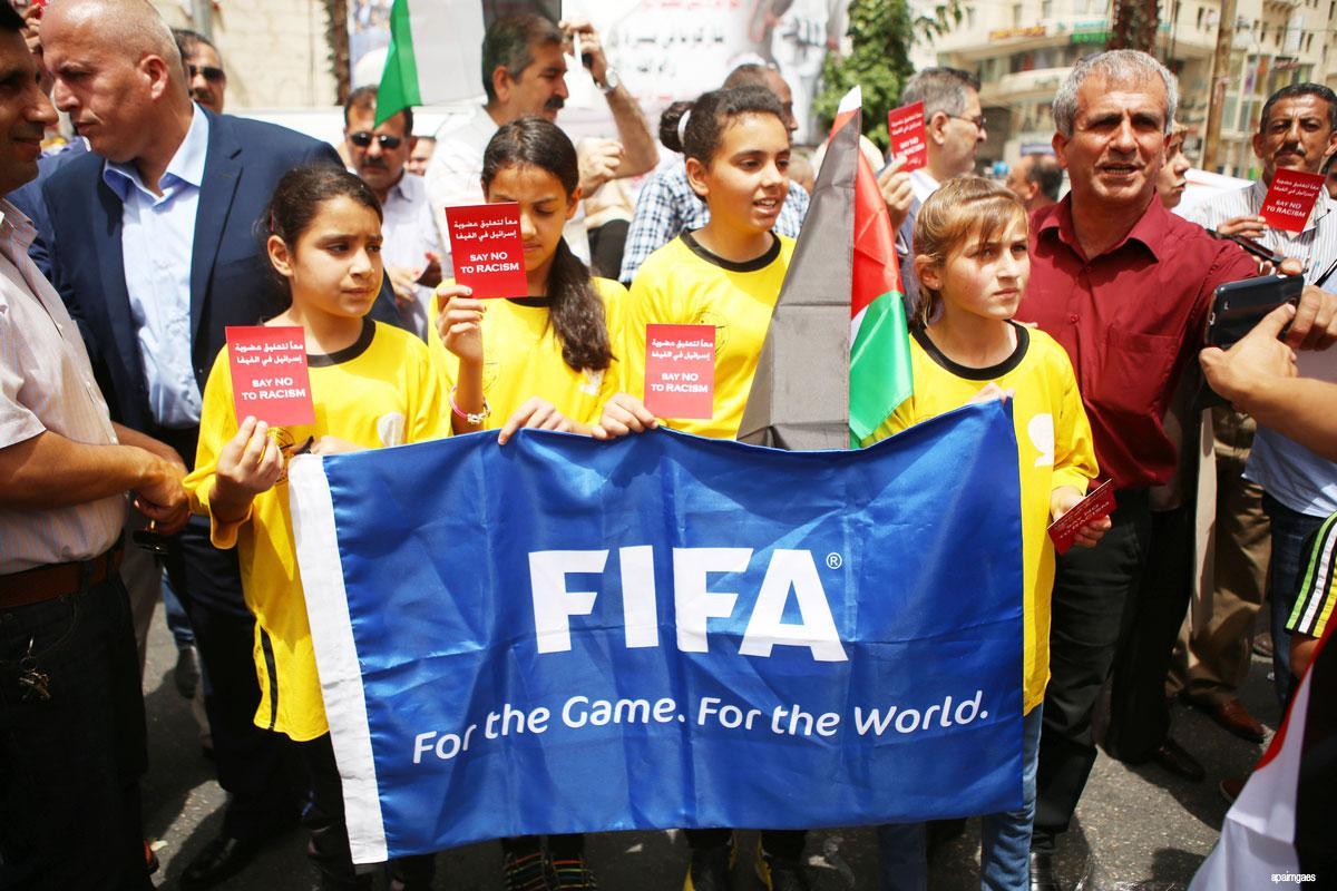 FIFA Dapat Tuntut Israel Hentikan Permainan di Pemukiman Ilegal