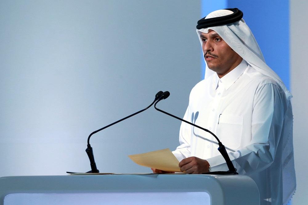 Qatar Serukan Penyelidikan Independen Pada Serangan Kimia di Suriah