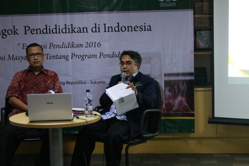 Pendidikan di Indonesia Masih Sulit Didapat