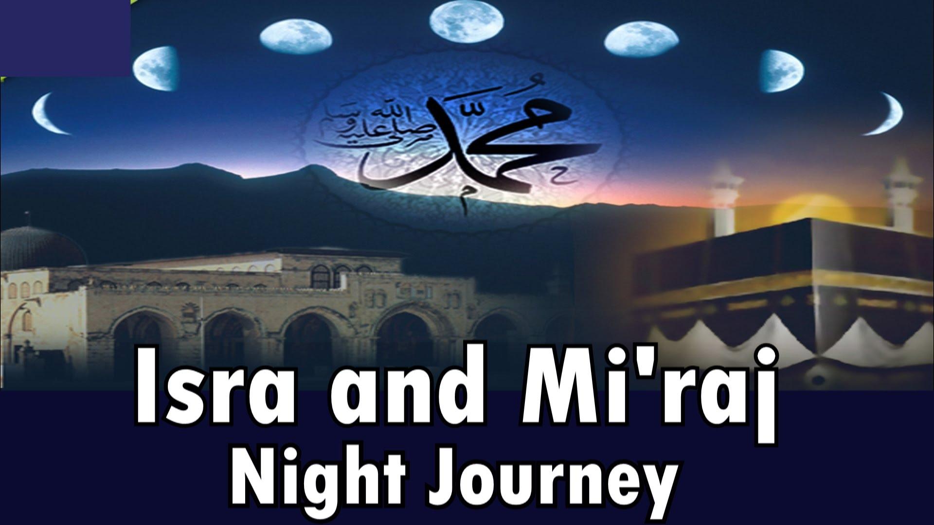 Keimanan pada Isra Mi'raj