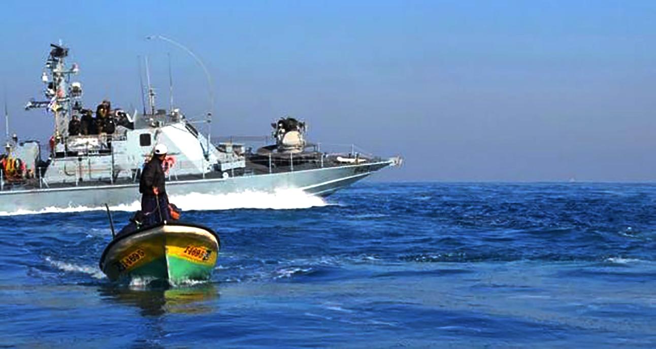 Angkatan Laut Israel Tangkap Dua Nelayan Gaza
