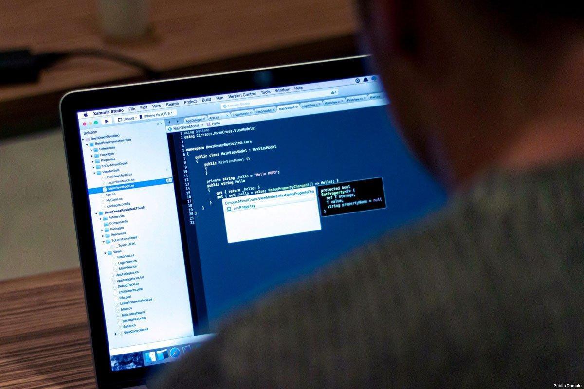 Peretas Anonymous Serang Siber Laman Pemerintah Israel