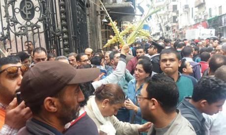 Bom Meledak di Dua Gereja Mesir