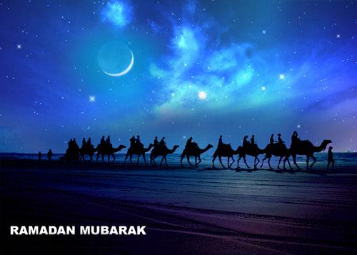 Marhaban Yaa Ramadhan: Menjemput Ampunan Allah
