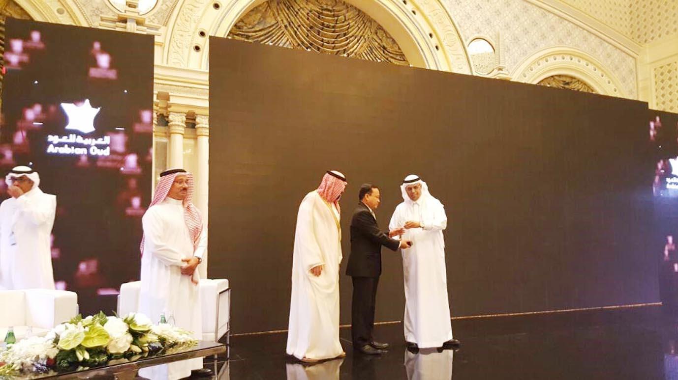 KBRI Riyadh Terima Penghargaan 'Success Country Partner'