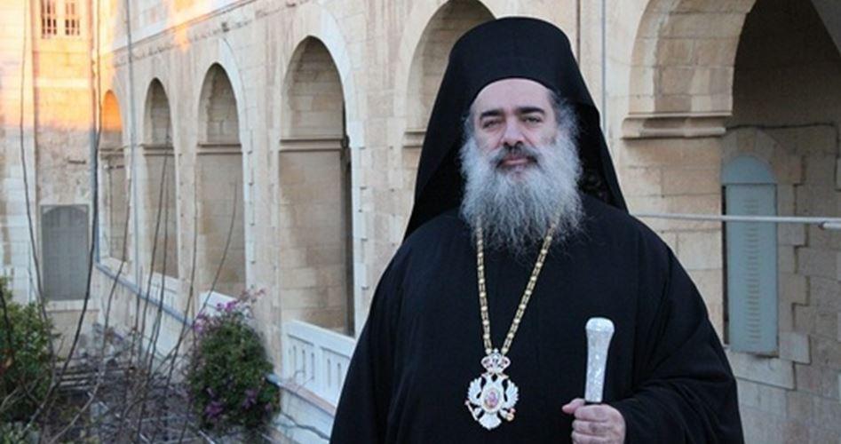 Uskup Agung Yunani Ikut Mogok Makan Dukung Aksi Tawanan Palestina