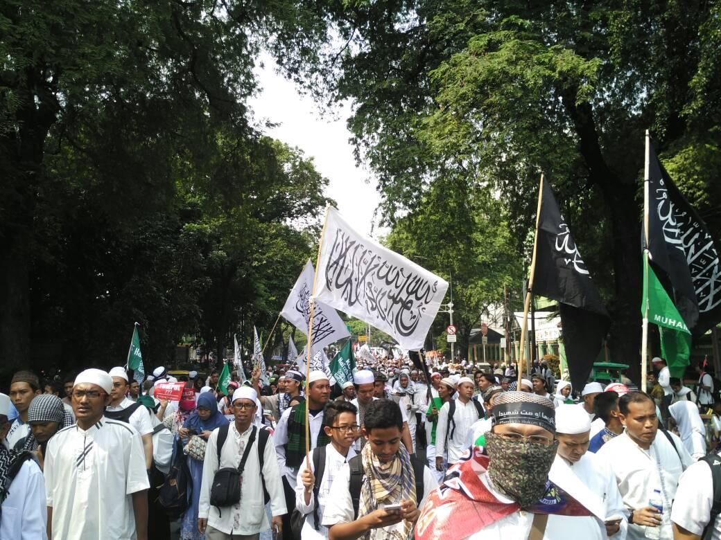GNPF MUI: Aksi 55 Adalah Yang Terakhir