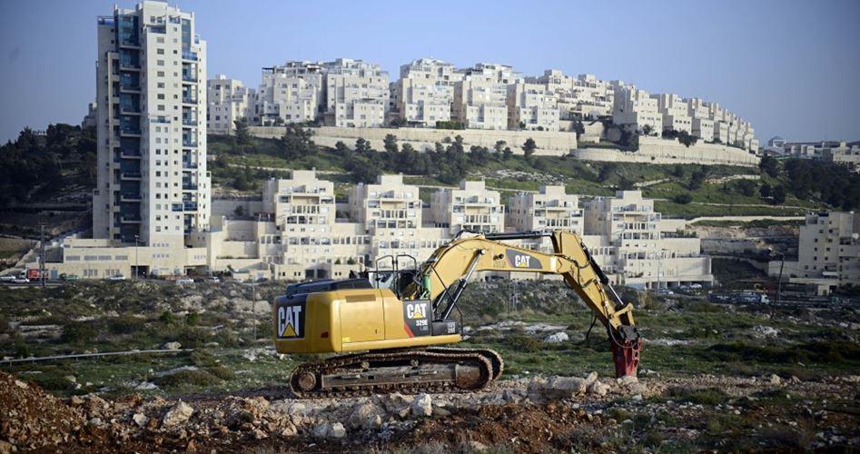 Israel Kembali Bangun Permukiman di Ramallah