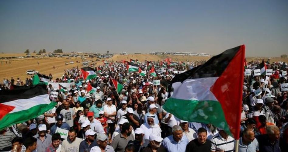 Israel Hadang Aksi Longmarch ke Al-Aqsha