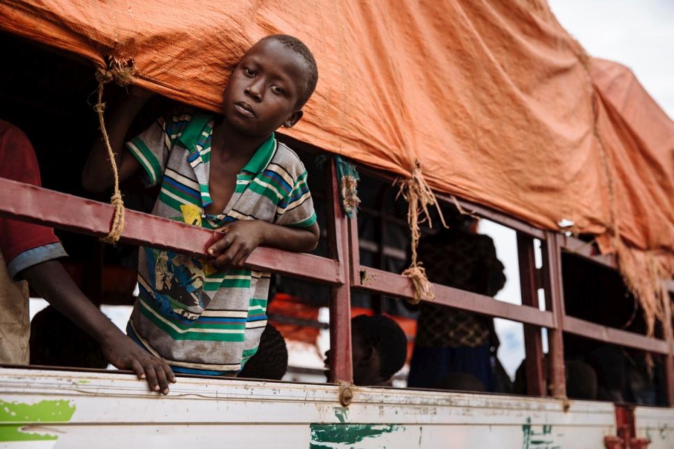 PBB: 2 Juta Anak Terlantar Akibat Konflik Sudan Selatan