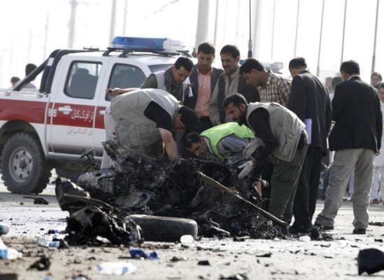 Bom di Hari Pertama Ramadhan Afghanistan, 18 Tewas