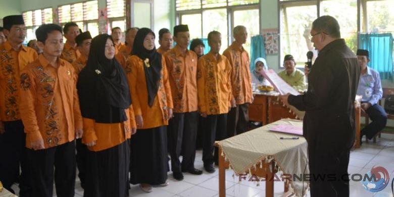TNI AU-Kemenag Gelar Pelatihan Bela Negara Guru PAI