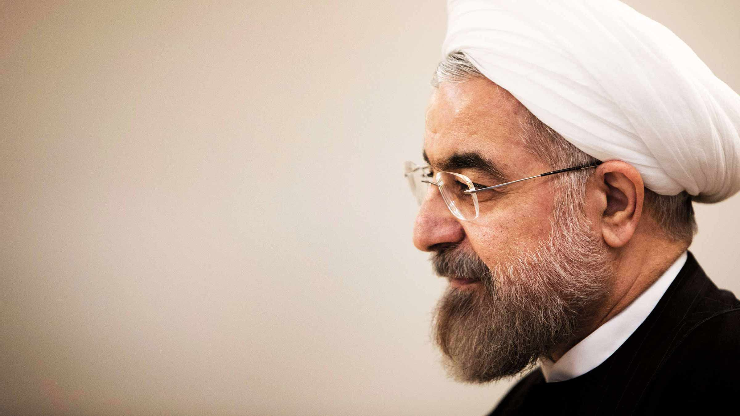 Presiden Iran Tertawakan Strategi AS-Saudi