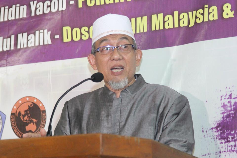 Imaam Jama'ah Muslimin Anjurkan Gunakan Masker