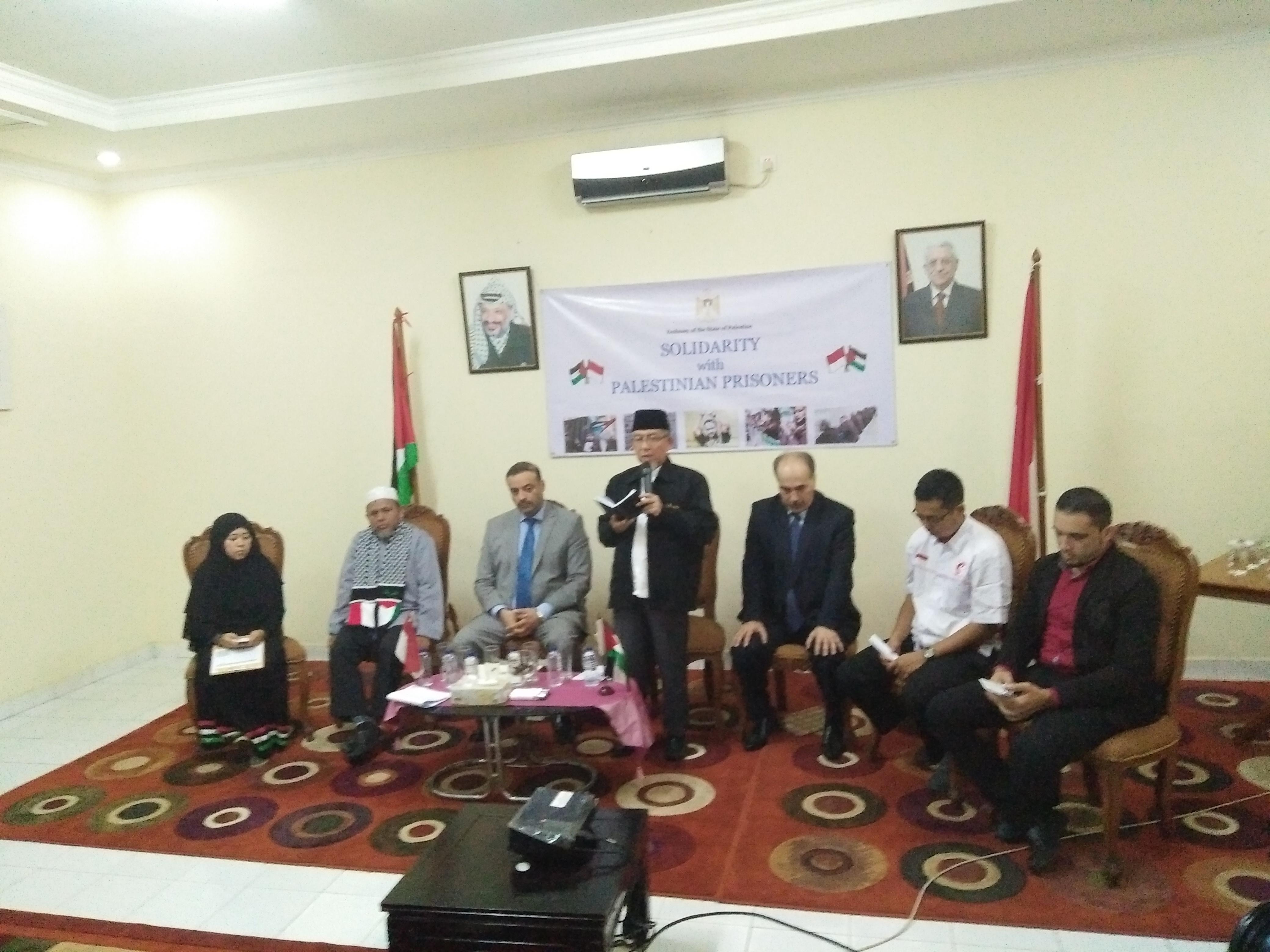Tahanan Palestina Diyakini Simbol Pembebasan Masjid Al-Aqsha