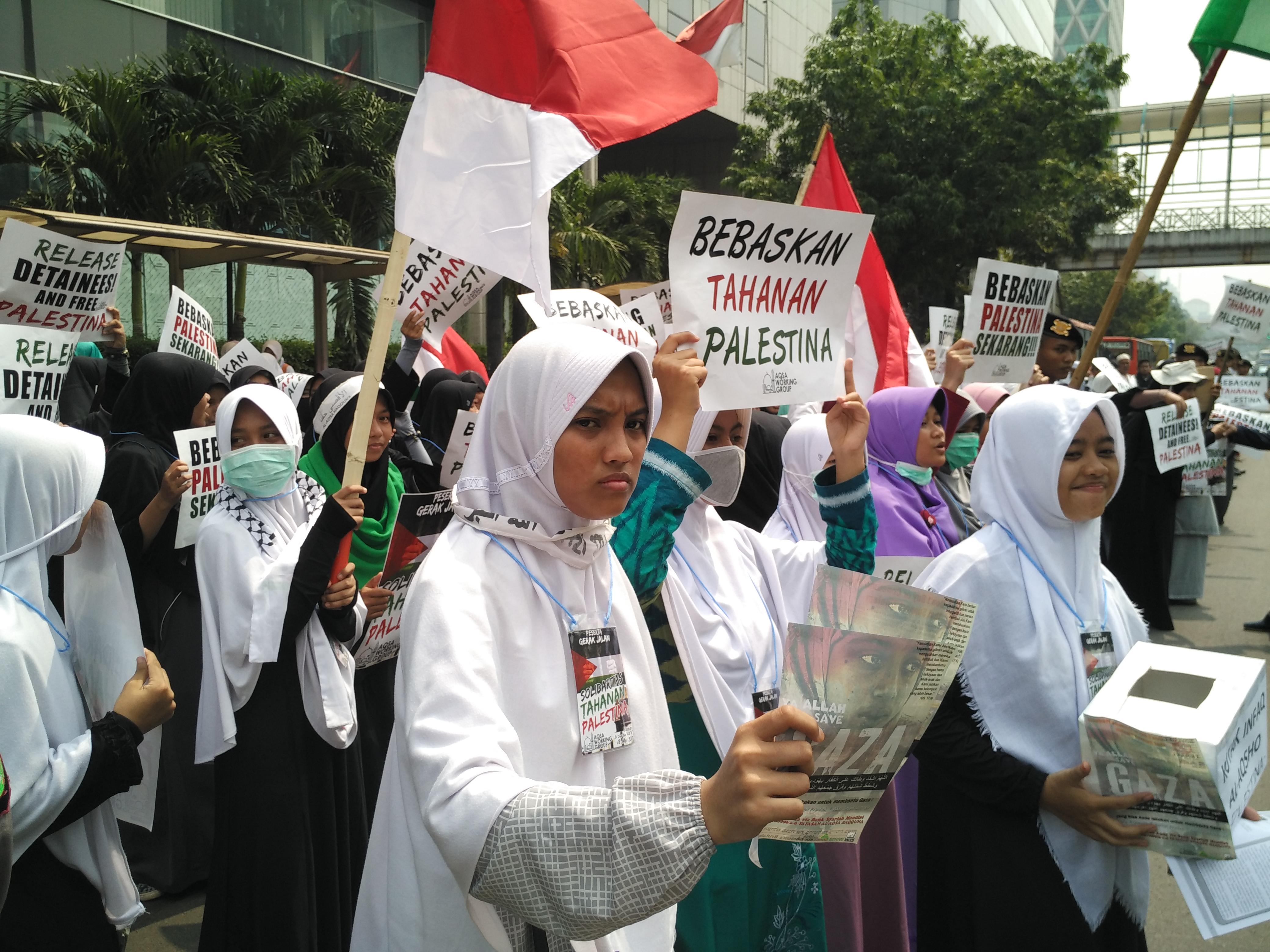 Kedubes Palestina: Terima Kasih Muslimin Indonesia Konsisten Bela Al-Aqsha