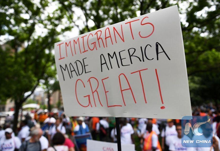 Hari Buruh Melawan Donald Trump