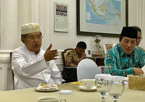 JK: Islam di Asia Tenggara Bawa Nilai-nilai Perdamaian