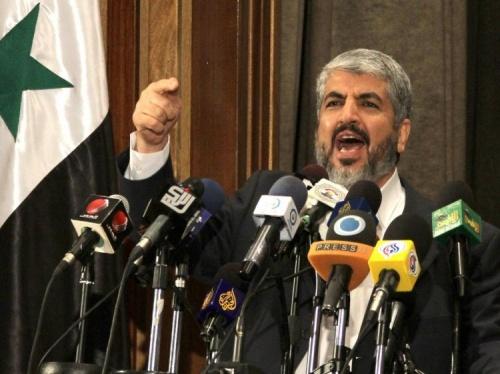 Hamas Canangkan Negara Palestina Perbatasan 1967