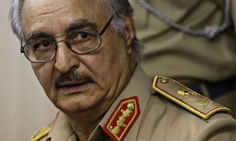 Trump Desak Haftar Dukung Pemerintah Bersatu Libya