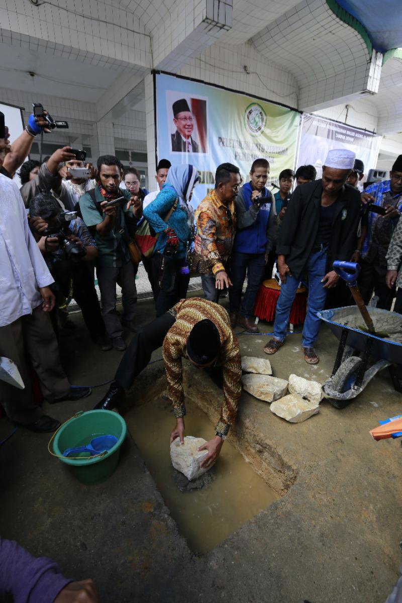 Menag: Masjid Al-Akbar Sorong Cermin Toleransi