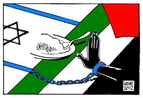 Masih 843 Tahanan Palestina yang Mogok Makan di Hari ke-31
