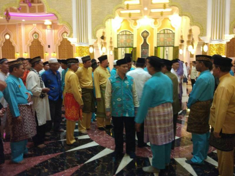 Masjid Agung Al-Ikhlas Ketapang Diresmikan