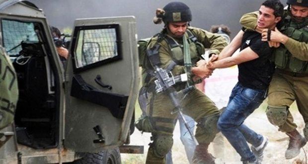 Israel dengan Sewenang-wenang Tahan Ribuan Warga Palestina