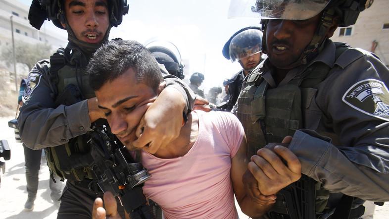 Israel Tangkap Penulis Palestina Usia 66 Tahun