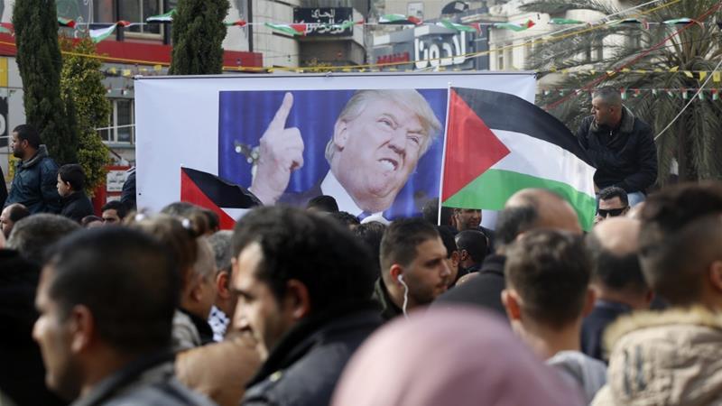 Trump Tidak Akan Bahas Pemindahan Kedutaan Saat di Israel